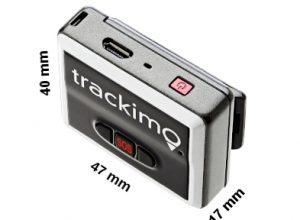 GPS przenośny Truckimo