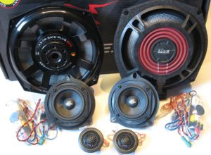 AUDIO SYSTEM X200BMW+EVO +M90.4