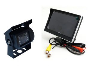 Kamera z ekranem LCD