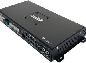 AUDIO SYSTEM M90.4 WZMACNIACZ 4-KANAŁOWY 4X160W