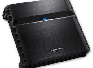 ALPINE PMX-F640 WZMACNIACZ