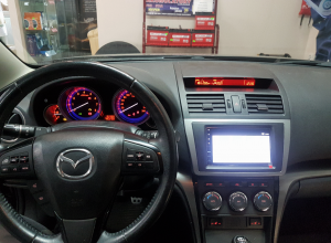 android mazda 6